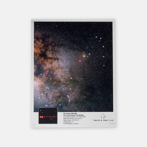 Gifts That Include An Astrophoto