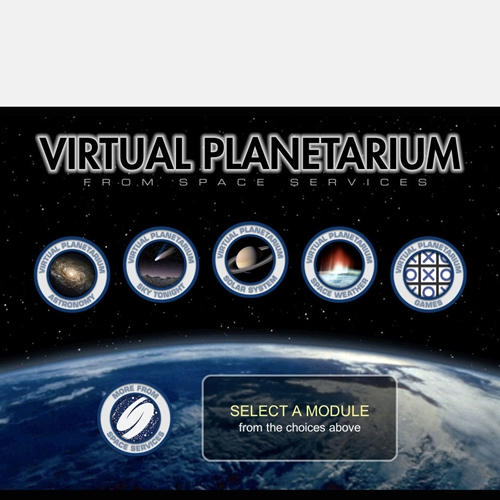 Virtual Planetarium