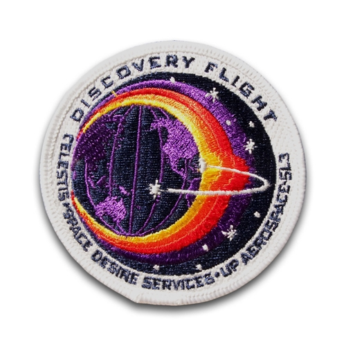 Discovery Flight Mission Patch