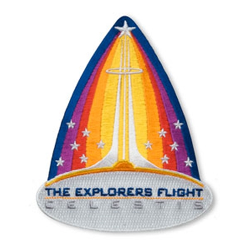 Explorers Flight Mission Patch