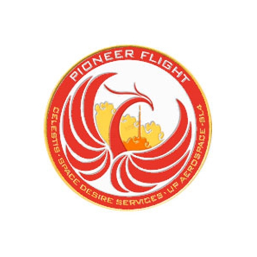 Pioneer Flight Mission Patch
